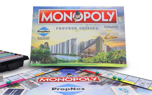 Monopoly PropNex Edition Singapore